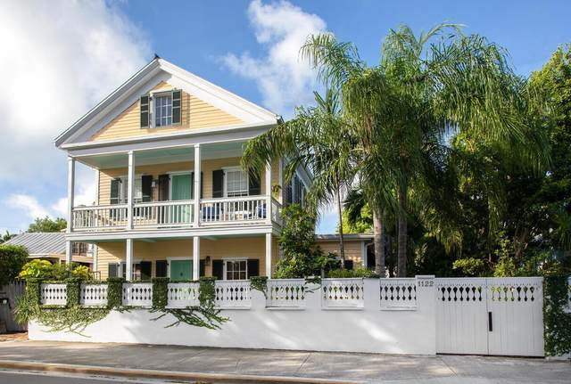 1122 Whitehead Street, Key West, FL 33040 (MLS #593154) :: Key West Luxury Real Estate Inc