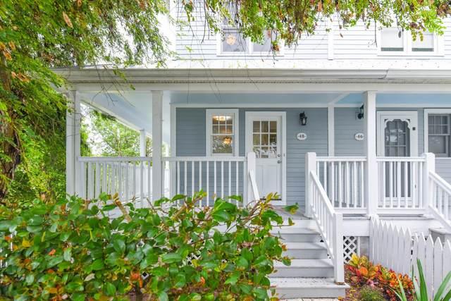 48 Kingfisher Lane #48, Key West, FL 33040 (MLS #593240) :: Key West Luxury Real Estate Inc