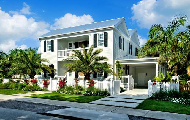 817 Waddell Avenue, Key West, FL 33040 (MLS #593260) :: The Mullins Team
