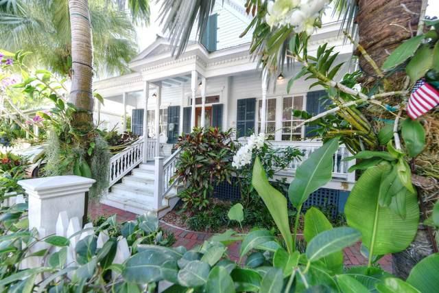 524 Frances Street, Key West, FL 33040 (MLS #593327) :: Jimmy Lane Home Team