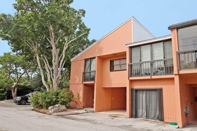 9802 Windward Avenue #63, Key Largo, FL 33037 (MLS #593338) :: Coastal Collection Real Estate Inc.