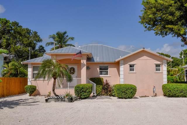 99 Marina Avenue, Key Largo, FL 33037 (MLS #593339) :: Jimmy Lane Home Team