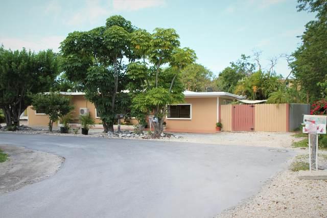100 Parker Drive, Upper Matecumbe Key Islamorada, FL 33036 (MLS #593354) :: Jimmy Lane Home Team