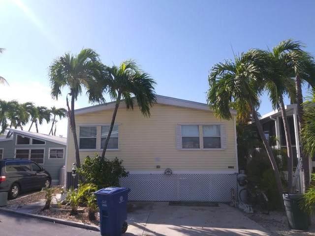 701 Spanish Drive #128, Cudjoe Key, FL 33042 (MLS #593362) :: The Mullins Team