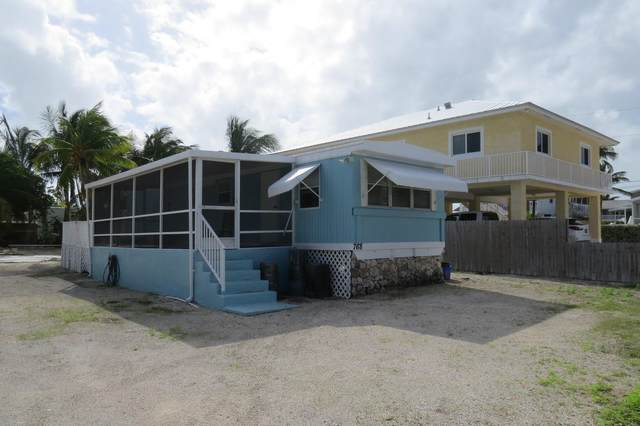 768 Michael Drive, Key Largo, FL 33037 (MLS #593407) :: Jimmy Lane Home Team