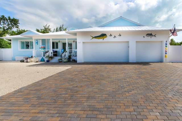 161 Venetian Way, Plantation Key, FL 33036 (MLS #593426) :: Key West Luxury Real Estate Inc