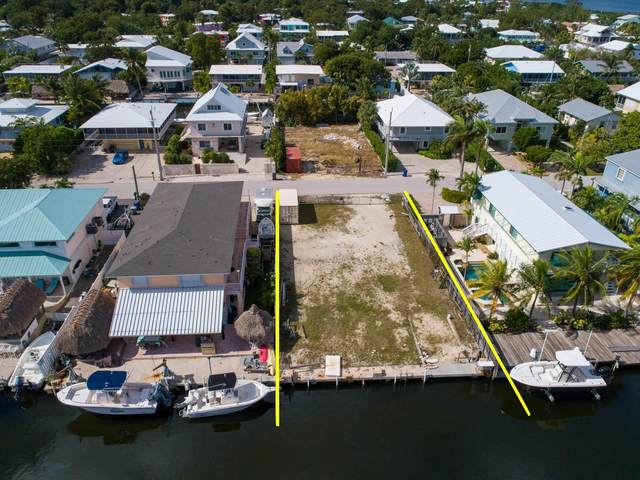 138 Tequesta Street, Plantation Key, FL 33070 (MLS #593431) :: Key West Luxury Real Estate Inc