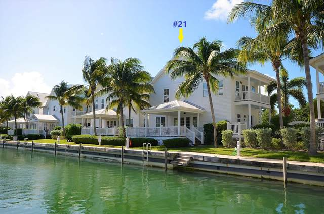 12399 Overseas Highway 21- Slip 7, Marathon, FL 33050 (MLS #593442) :: Key West Luxury Real Estate Inc