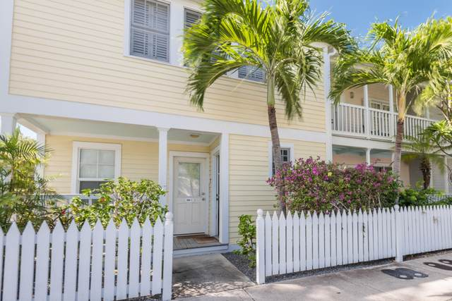 206 Southard Street #8, Key West, FL 33040 (MLS #593455) :: KeyIsle Realty