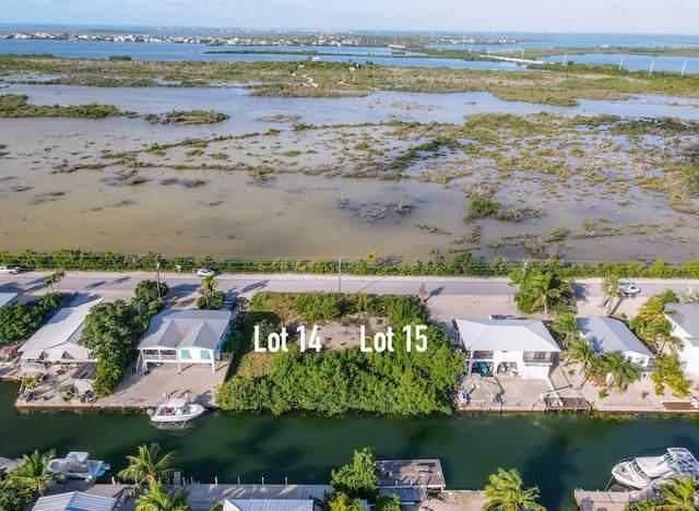Lot 14 Pirates Road, Little Torch Key, FL 33042 (MLS #593475) :: The Mullins Team