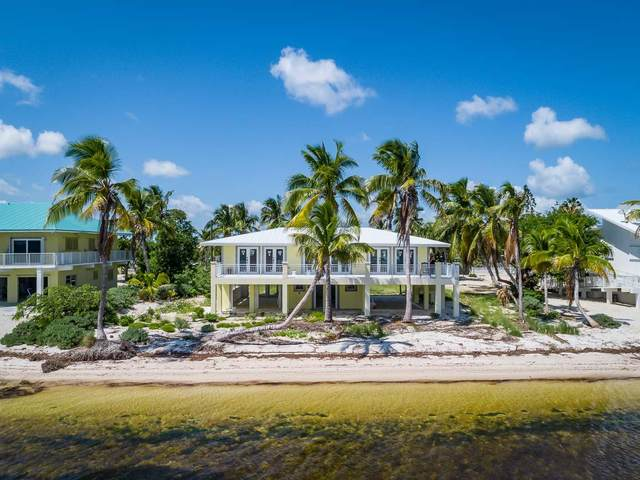1115 Long Beach Drive, Big Pine Key, FL 33043 (MLS #593477) :: Coastal Collection Real Estate Inc.