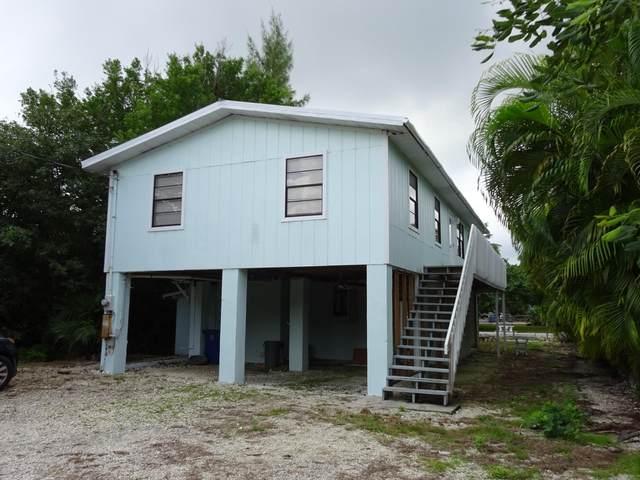 3954 Gordon Road, Big Pine Key, FL 33043 (MLS #593492) :: The Mullins Team