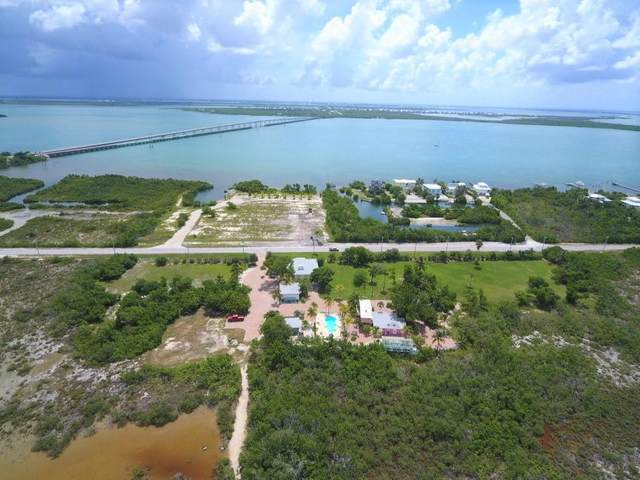 230 & 231 E Shore Drive, Summerland Key, FL 33042 (MLS #593501) :: The Mullins Team