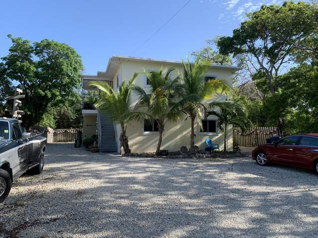 469 Beach Road, Key Largo, FL 33070 (MLS #593504) :: The Mullins Team