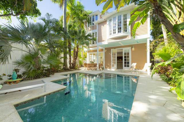 202 Admirals Lane, Key West, FL 33040 (MLS #593550) :: The Mullins Team