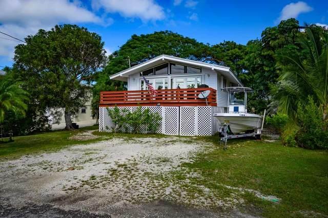 29961 Pine Channel Road, Big Pine Key, FL 33043 (MLS #593601) :: Key West Luxury Real Estate Inc