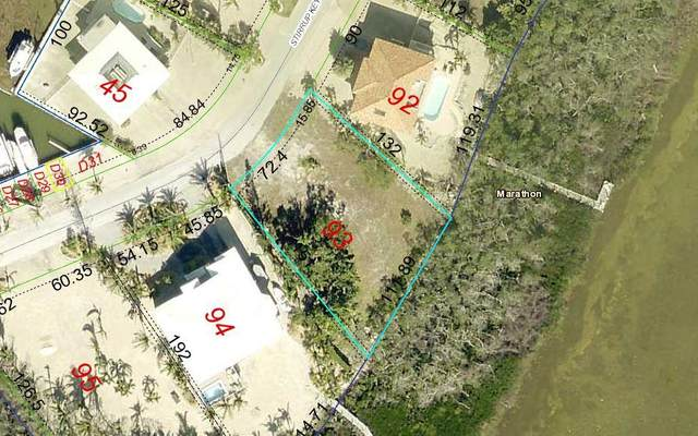 Lot 93 Stirrup Key Boulevard, Marathon, FL 33050 (MLS #593710) :: Jimmy Lane Home Team