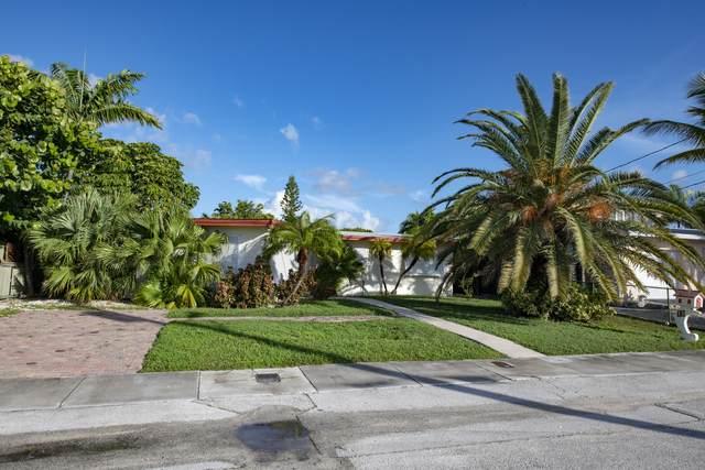 15 Key Haven Terrace, Key Haven, FL 33040 (MLS #593857) :: Jimmy Lane Home Team