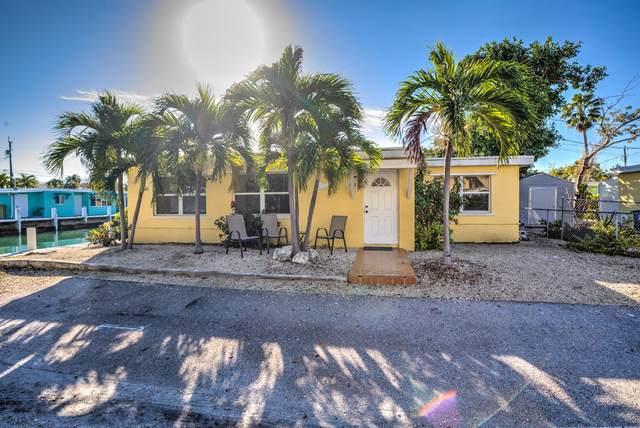 11181 1St Avenue Ocean, Marathon, FL 33050 (MLS #593863) :: Coastal Collection Real Estate Inc.