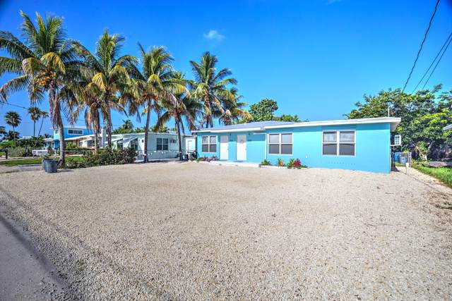 305&315 109th Street Ocean, Marathon, FL 33050 (MLS #593921) :: KeyIsle Realty