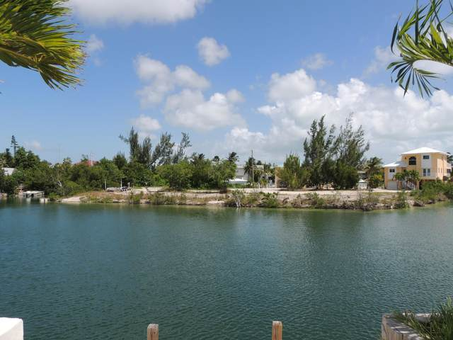 450 Pattison Drive, Cudjoe Key, FL 33042 (MLS #593958) :: Jimmy Lane Home Team