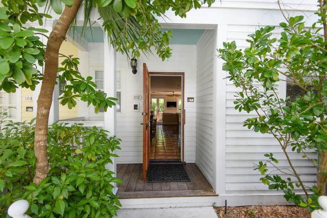 102 Admirals Lane, Key West, FL 33040 (MLS #593982) :: The Mullins Team
