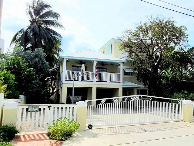 239 S Ocean Shores Drive, Key Largo, FL 33037 (MLS #594091) :: Keys Island Team