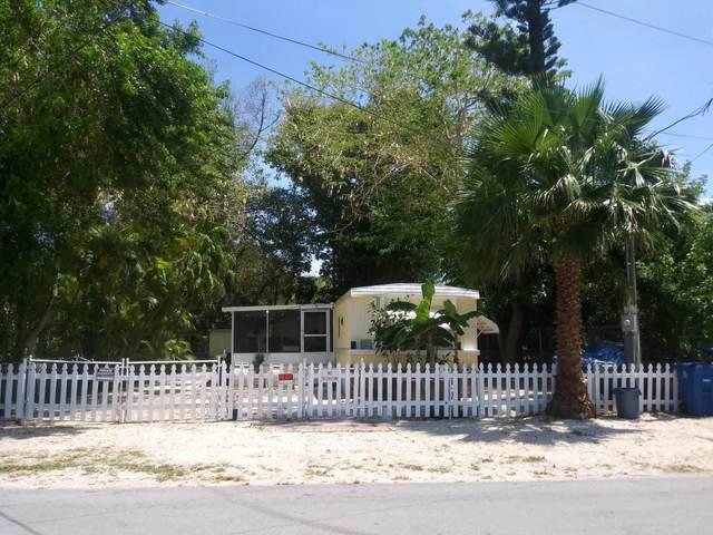 929 Plantation Road, Key Largo, FL 33037 (MLS #594104) :: Key West Luxury Real Estate Inc