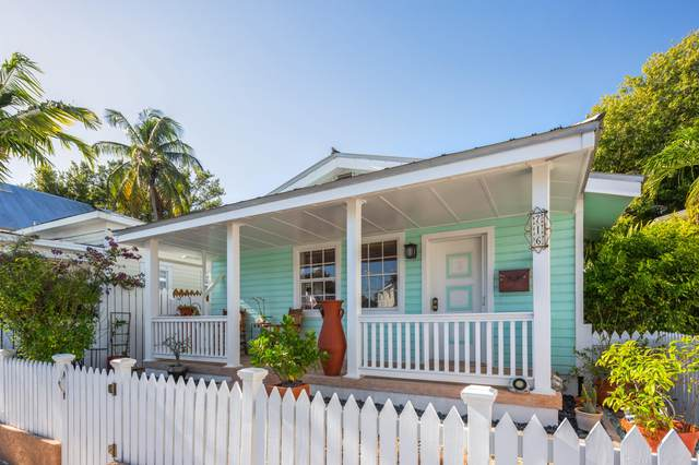716 Elizabeth Street, Key West, FL 33040 (MLS #594125) :: Keys Island Team