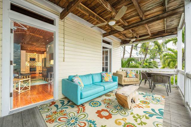 812 Fleming Street #4, Key West, FL 33040 (MLS #594130) :: Keys Island Team