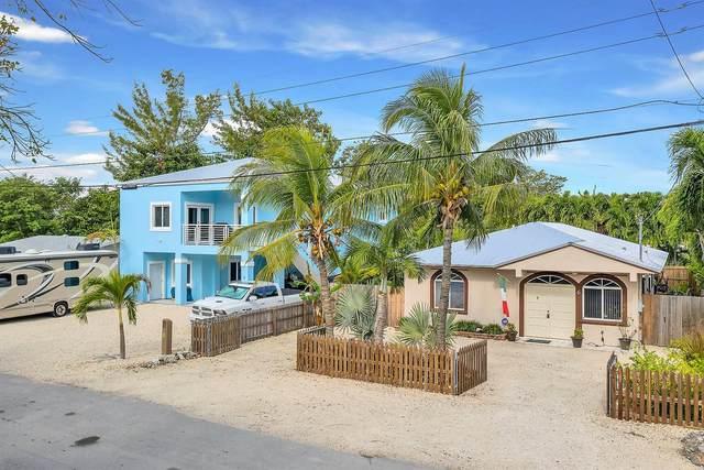 6 SE Marlin Avenue, Key Largo, FL 33037 (MLS #594153) :: Key West Luxury Real Estate Inc