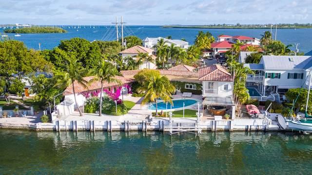 22 Hilton Haven Road, Key West, FL 33040 (MLS #594154) :: The Mullins Team