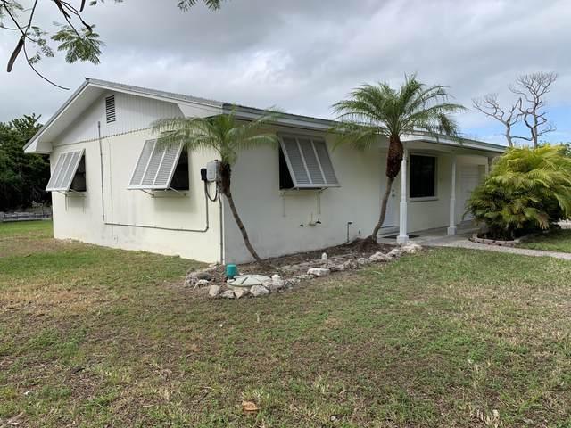 2516 Ridge Avenue, Big Pine Key, FL 33043 (MLS #594158) :: The Mullins Team