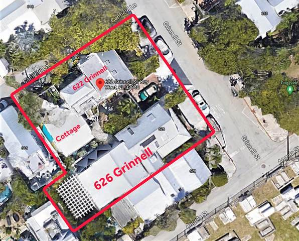 622 - 626 Grinnell Street, Key West, FL 33040 (MLS #594180) :: Keys Island Team