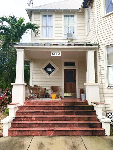 1220 Newton Street #1, Key West, FL 33040 (MLS #594191) :: Key West Vacation Properties & Realty