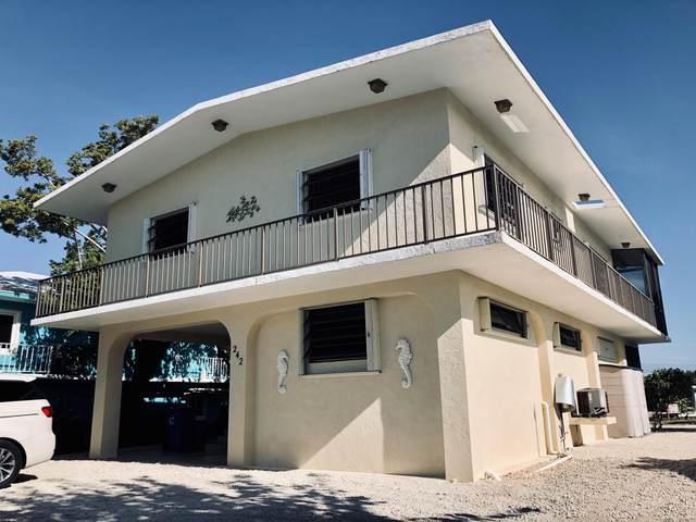 242 Apache Street, Plantation Key, FL 33070 (MLS #594197) :: Brenda Donnelly Group