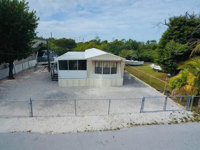 38 Cunningham Lane, Big Pine Key, FL 33043 (MLS #594210) :: Jimmy Lane Home Team