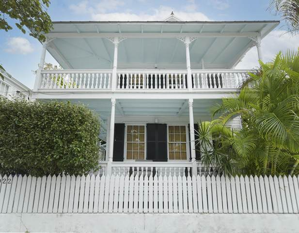1022 Fleming Street, Key West, FL 33040 (MLS #594244) :: Coastal Collection Real Estate Inc.
