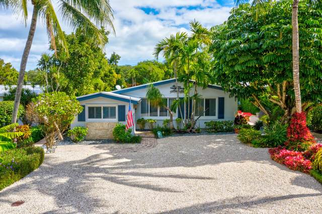 942 Shaw Drive, Key Largo, FL 33037 (MLS #594245) :: Coastal Collection Real Estate Inc.