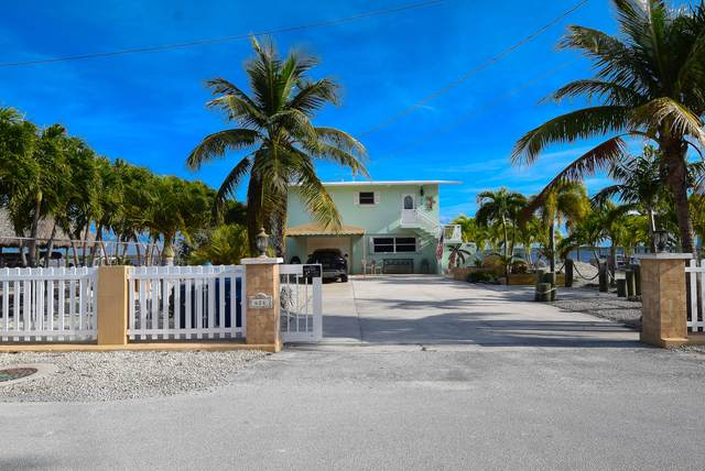 626 Island Drive, Key Largo, FL 33037 (MLS #594275) :: Coastal Collection Real Estate Inc.