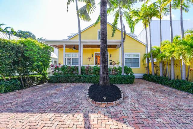 1218 Grinnell Street, Key West, FL 33040 (MLS #594281) :: The Mullins Team