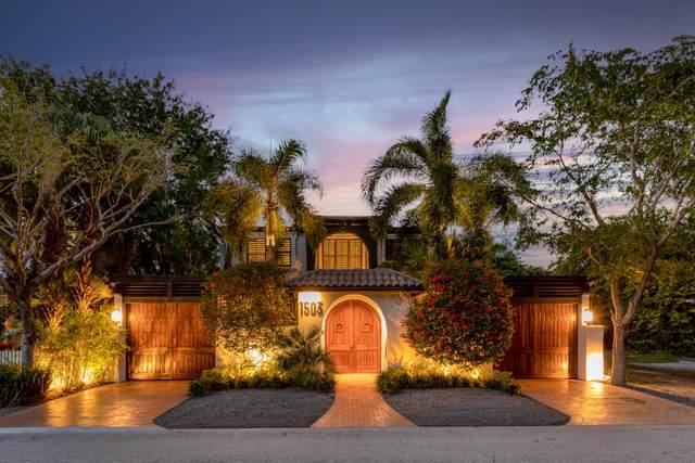 1503 Washington Street, Key West, FL 33040 (MLS #594282) :: Key West Vacation Properties & Realty