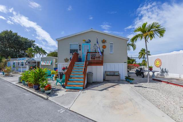 701 Spanish Main Drive #26, Cudjoe Key, FL 33042 (MLS #594287) :: Jimmy Lane Home Team