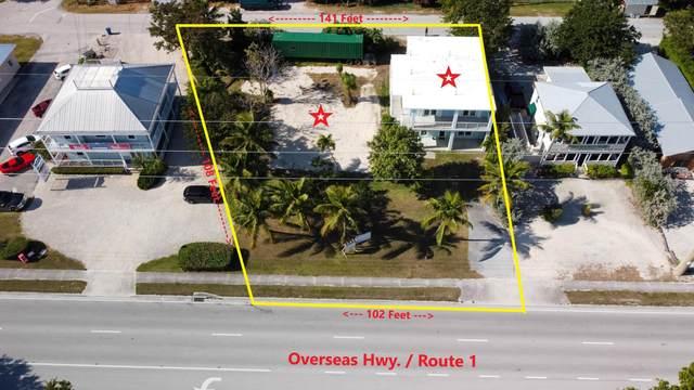91766 Overseas Highway, Key Largo, FL 33070 (MLS #594290) :: The Mullins Team