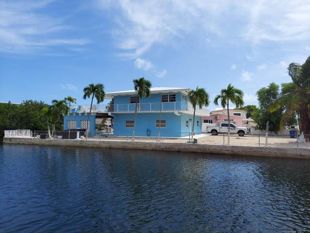 601 Portia Circle, Key Largo, FL 33037 (MLS #594317) :: Jimmy Lane Home Team