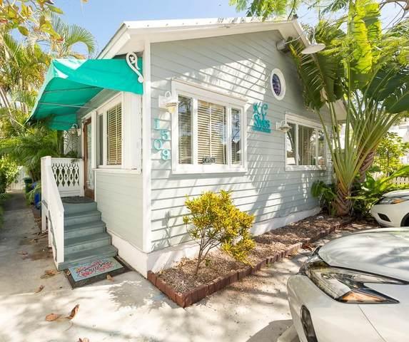 1509 Josephine Street #1, Key West, FL 33040 (MLS #594332) :: KeyIsle Realty