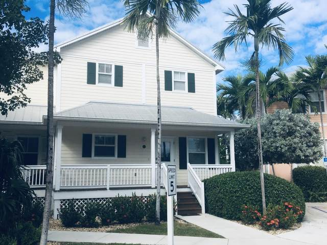 4 Coral Way, Stock Island, FL 33040 (MLS #594339) :: The Mullins Team