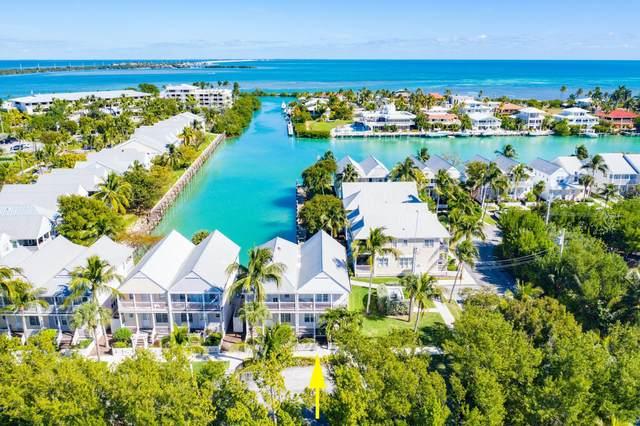 7063 Harbor Village Drive, Duck Key, FL 33050 (MLS #594345) :: Jimmy Lane Home Team
