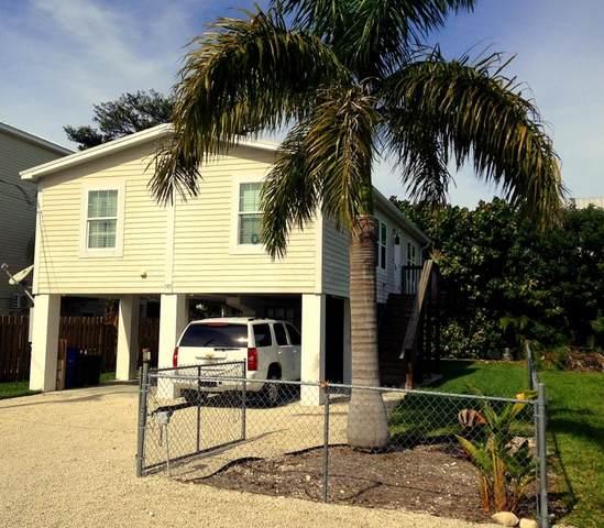 545 E Avenue, Big Coppitt, FL 33040 (MLS #594351) :: The Mullins Team