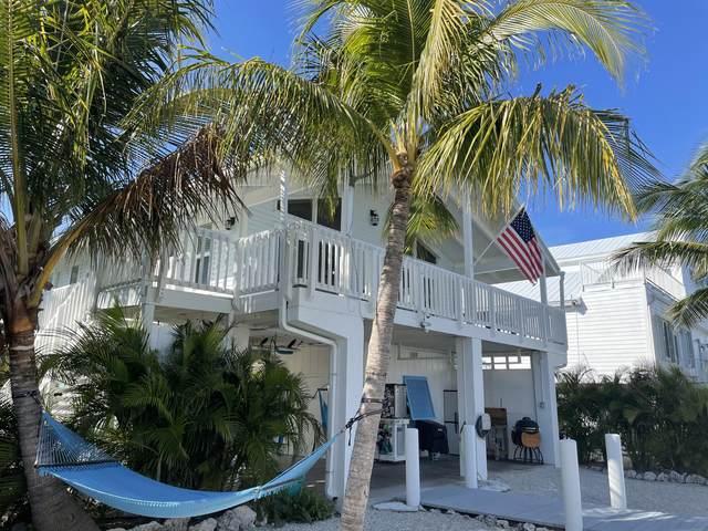 357 Blackbeard Road, Little Torch Key, FL 33042 (MLS #594355) :: The Mullins Team